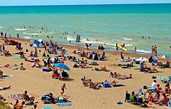 Delightful Activity (Haytham M.) Tags: ocean sea summer lake ontario canada beach water outdoor shore 18200mm canont4i