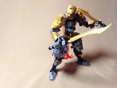 Lego moc: Teshin (arikbagdasaryan) Tags: moc lego bionicle