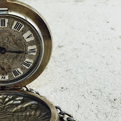 Tick tock (barbsobel) Tags: time watch pocketwatch