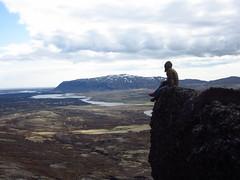 IMG_6760 (NapoleonIsNotDead) Tags: mountains landscape iceland high side ravine gully burfell