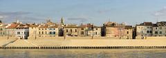 Quais-de-la-Roquette... (RS...) Tags: panorama cityscape provence arles roquette rhone quais