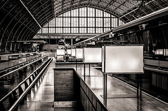 St Pancras (Kevin R Thornton) Tags: d90 urban nikon london 201508 street city 2015 stpancras station architecture england unitedkingdom gb