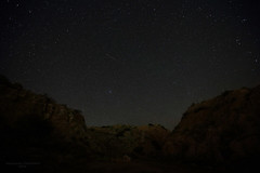 bottomless lake, NM (gruesomesonofabitch) Tags: longexposure night stars roadtrip