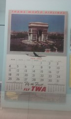 (sftrajan) Tags: sanfrancisco museum calendar aviation 1954 musee airlines twa musem sanfranciscointernationalairport