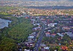 Bypass Ngurah Rai (BxHxTxCx) Tags: street city bali aerialview jalan kota fotoudara