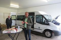 De eerste meters voor ECObus Het Bildt (ROC Friese Poort | Centrum Duurzaam) Tags: motors het centrum friesland mbo leeuwarden drachten vervoer frisian bakkeveen ecobus electrisch duurzaam zorgcentrum bildt technischberoepsonderwijs