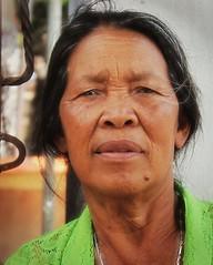 (scinta1) Tags: bali indonesia 2015 kintamani kedisan kampung keluarga portrait people ceremony pura temple traditional face character woman