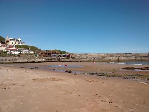 Collieston Beach
