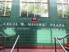 IMG_4999 (jacorbett70) Tags: street philadelphia station train temple university septa broad templeuniversity broadstreet cecilbmoore