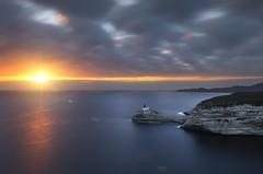 U fanale di Bunifaziu (Corsica) (Mathulak) Tags: lighthouse nikon d750 phare fanale bonifacio 1635 bunifaziu madonetta pharedelamadonetta