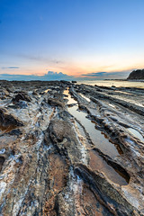 _MG_0062 (Nguyn nh Thnh) Tags: longexposure sunset sea mountain water sunrise rocks asia seascapes cloudy vietnam filter asean quangngai lyson singhray thachkydieutau