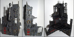 Manufactorum (Roganzar) Tags: terrain scenery cult warhammer warhammer40k gamesworkshop adeptusmechanicus mechanicus manufactorum adeptus skitarii sideramaris