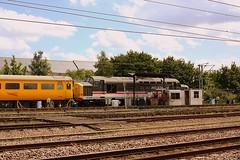 Cambridge T&R. S.M.D (Chris Baines) Tags: cambridge test train rail depot 37254network