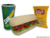 "LEGO Subway Sandwich Meal • <a style=""font-size:0.8em;"" href=""http://www.flickr.com/photos/44124306864@N01/27613525410/"" target=""_blank"">View on Flickr</a>"