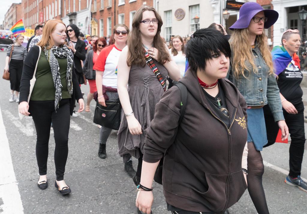 PRIDE PARADE AND FESTIVAL [DUBLIN 2016]-118156