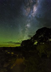 Crazy Airglow (ourkind) Tags: zeiss canon stars photography nightscape australia astrophotography newsouthwales astronomy milkyway southernhighlands humehwy seeaustralia visitnsw