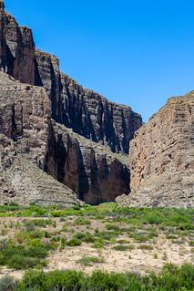 Big Bend National Park ` Santa Elena Canyon,