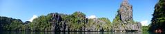 Kayaking in deep lagoonas of El Nido (Twilight Tea) Tags: philippines april elnido palawan 2016 taoexpedition httptaophilippinescom