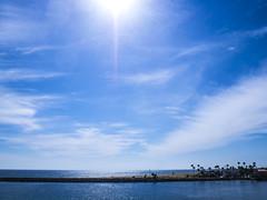 Pirates Cove (Sareli0514) Tags: ocean ca beach clouds socal southerncalifornia orangecounty oc coronadelmar piratescove southcounty