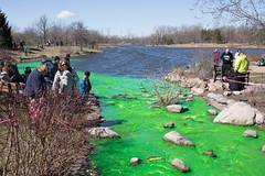 lake katherine. march 2016 (timp37) Tags: lake green saint st march illinois day katherine patricks heights palos 2016