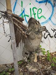(global.local) Tags: bali sculpture streetart building art abandoned nature indonesia graffiti wallart urbanart amusementpark spraypaint graff abandonedplaces naturewins wallporn graffitiporn balistreetart