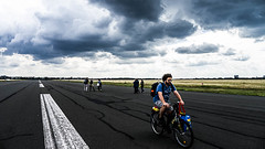 L1200627 (Bruno Meyer Photography) Tags: life leica travel storm berlin history rain bike clouds photography airport track ride fast change tempelhof leicacamera visitberlin leicaimages leicadlux5 berlintheplacetobe leicacamerafrance