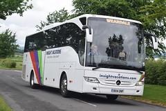 BX14ONP  Weardale Motor Services, Stanhope (highlandreiver) Tags: county bus green mercedes benz scotland coach durham scottish gretna motor services coaches stanhope tourismo weardale bx14onp