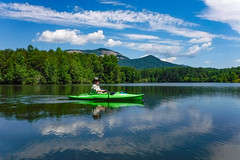 Lake Oolenoy Kayaking-34 (RandomConnections) Tags: us unitedstates southcarolina kayaking paddling pickens pickenscounty lakeoolenoy tablerockstatepark