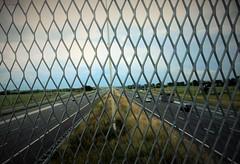 Vanaf viaduct Reijerscop Overgang (bcbvisser13) Tags: viaduct snelweg brug hekwerk autoweg autos a12 reijerscop harmelen gemeentewoerden provincieutrecht nederland eu