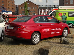 New Fiat Tipo (harry_nl) Tags: germany deutschland fiat duisburg tipo 2016