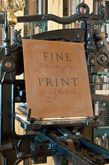 Fine Print: The Review for the Arts of the Book (The Book Club of California) Tags: sf sanfrancisco magazine san francisco exhibition calligraphy letterpress bookbinding bcc papermaking typedesign bookarts fineprint woodengraving exhibitionart fineprinting bookclubofcalifornia fineprintmagazine sandykirshenbaum sandrakirshenbaum bookclubofca