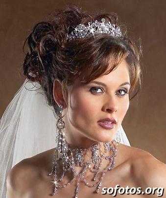 Penteados para noiva 084