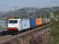 185 635-0 ERS (vsoe) Tags: railroad germany linz deutschland engine eisenbahn railway rhine 185 rheinlandpfalz bombardier rhinevalley zge ers traxx gterzug erpel containerzug rheinstrecke gterzugstrecke
