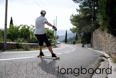 Calif' session (IZY Crew Longboard) Tags: france speed back south jet slide front downhill crew skate longboard freeride chill sud sector9 izy landyachtz abec11
