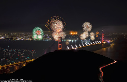 Happy 76th Birthday - Golden Gate Bridge, San Francisco, CA