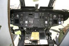 Cockpit Sikorsky / VFW-Fokker CH-53G Sea Stallion (Matthijs (NL)) Tags: plane canon germany airplane aircraft aviation cockpit airshow aeroclub 30d sikorsky goch militairy germanarmy seastallion canoneos30d 8473 asperden ch53g opendays vfwfokker deutschesheer