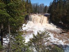 Roaring Gooseberry River