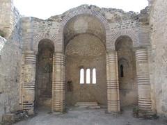 North Cyprus - Near Kyrenia - Saint Hilarion Castle - Byzantine Chapel (JulesFoto) Tags: castle ruin fortress byzantine girne trnc northcyprus kyrenia northerncyprus sthilarion byzantinechapel kyreniamountains sainthilarion 11thcenturyfortification