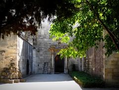 una chiesa senza tetto (fotomie2009) Tags: france church saint medieval chiesa provence arles francia glise eglise alyscamps honorat honor sainthonorat honoratus santonorato
