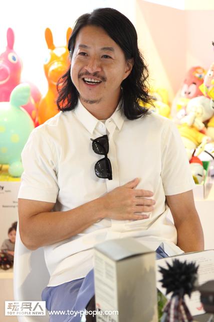 【設計師專訪】Figure 教父 – Michael Lau 專訪