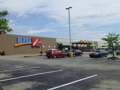 Kmart #4793 Pittsburgh (Nicholas Eckhart) Tags: usa retail america us big discount pittsburgh pennsylvania south pa stores avenue department kmart braddock 2013