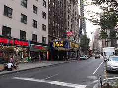 CBS Late Show on Broadway (YouTuber) Tags: nyc newyorkcity manhattan broadway cbs lateshowwithdavidletterman edsullivantheater