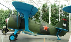 Polikarpov I-15bis replica in Moscow (J.Comstedt) Tags: aviation russia force aircraft museum victory park pobedy moscow polikarpov i15 replica air johnny comstedt