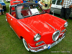 1968 Glas Goggomobile TS250 Coupe (Peachhead (4,000,000 views!)) Tags: germany mini german coupe glas deutchland deutch subcompact goggomobile worldcars ts250