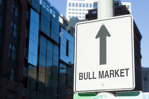 Bull Market Sign by ota_photos, on Flickr