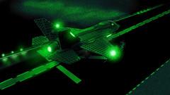F-35B Night Launch (Corvin Stichert) Tags: 2 martin lego lightning lockheed f35