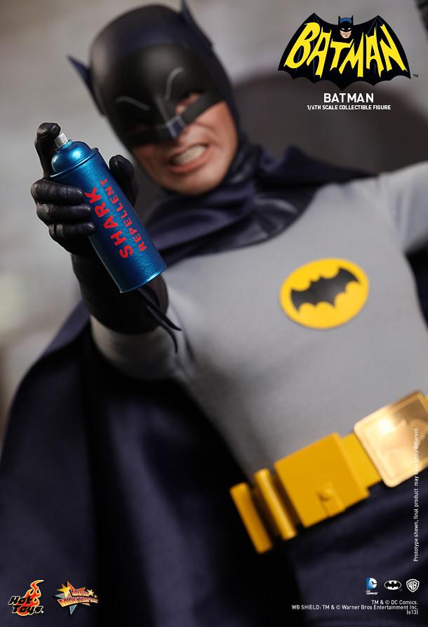 Hot Toys - MMS218 - 1/6 比例1966年影集版:蝙蝠俠