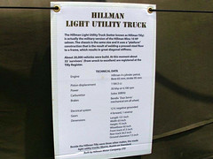 "Hillman Light Utility Truck (28) • <a style=""font-size:0.8em;"" href=""http://www.flickr.com/photos/81723459@N04/9910713593/"" target=""_blank"">View on Flickr</a>"
