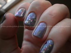 Desafio + Gincana (Jubaoli) Tags: floral glitter 9 indie ltd cinza bicolor gincana carimbo desafio exoticgarden m73 carimbada konad desafio10cores10marcas danyvianna loucasportrocasedesapegos
