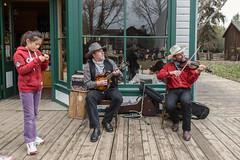 Fort Edmonton (IQRemix) Tags: canon cowboy 5d fiddle fortedmonton markiii fortedmontonpark 1635mm diddling
